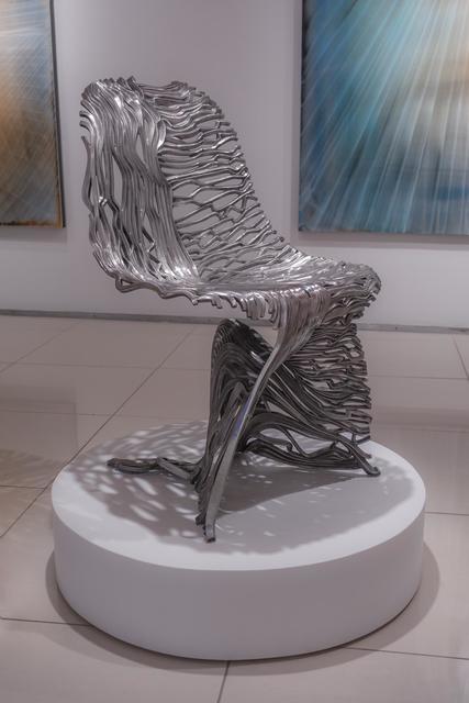 Gil Bruvel, 'Dichotomy Chair', Octavia Art Gallery
