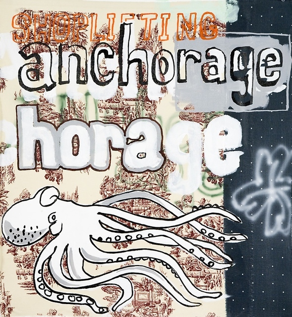 , 'Anchorage,' 2007, Barry Whistler Gallery