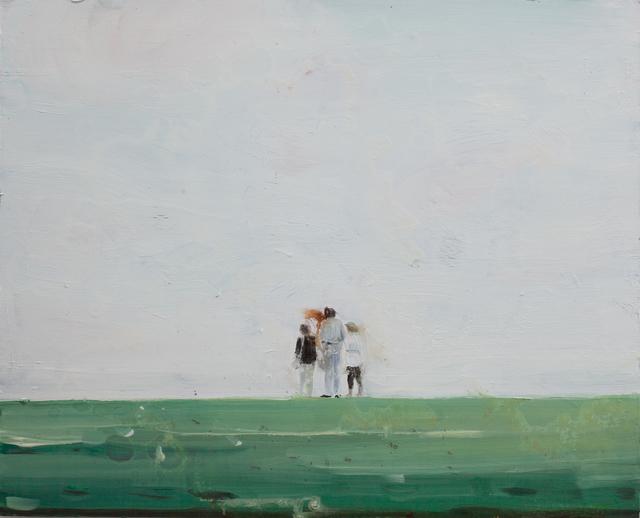 , 'Sky,' 2018, Galleri Magnus Karlsson
