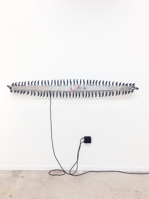 , 'Primate Involution,' 2014, Fabien Castanier Gallery