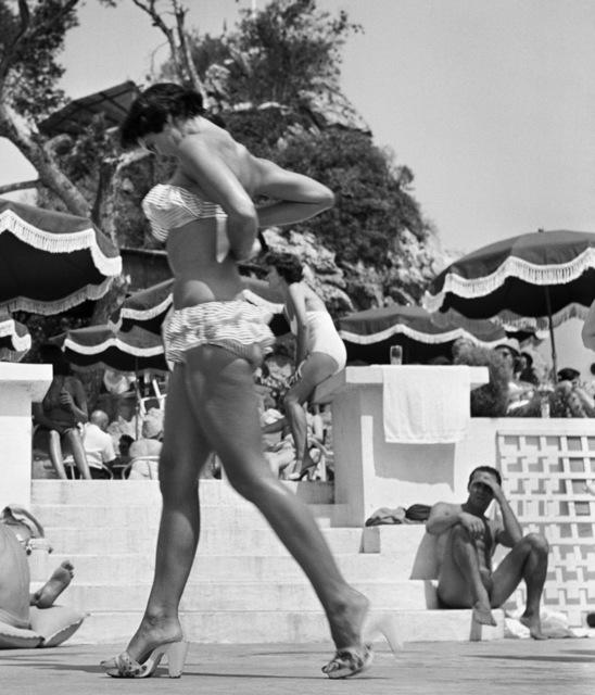 , 'Monte Carlo Beach,' 1955, Michael Hoppen Gallery