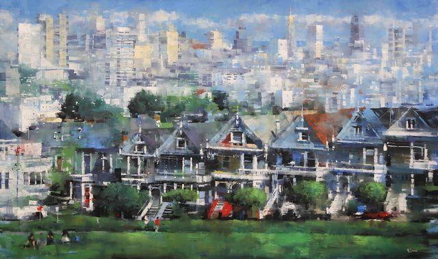 Mark Lague, 'Painted Ladies', 2019, SmithKlein Gallery