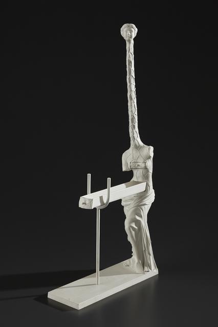 Salvador Dalí, 'Venus à la giraffe', 1973, Sculpture, White painted bronze sculpture multiple, Phillips