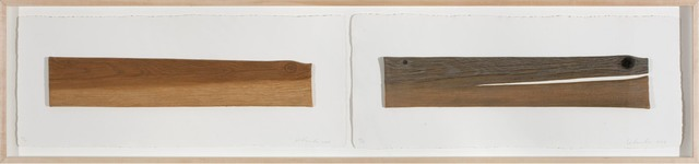 Ed Ruscha, 'New Wood, Old Wood', 2007, Gagosian