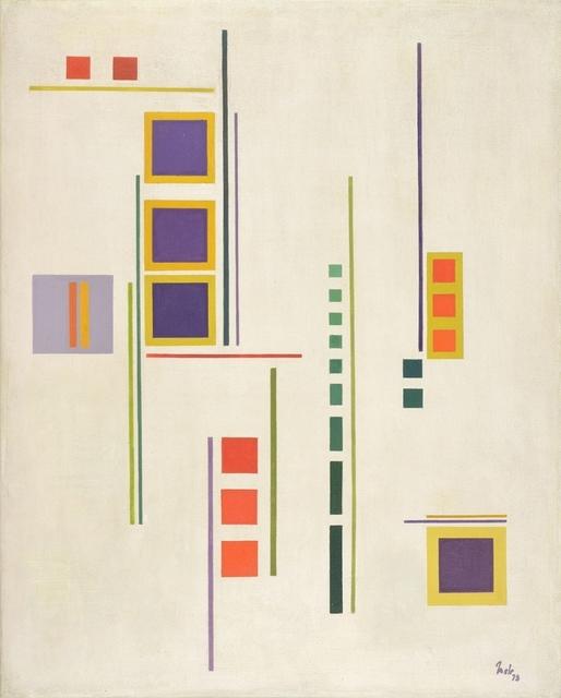, 'Invención Nro. 30,' 1947, MAMAN Fine Art Gallery