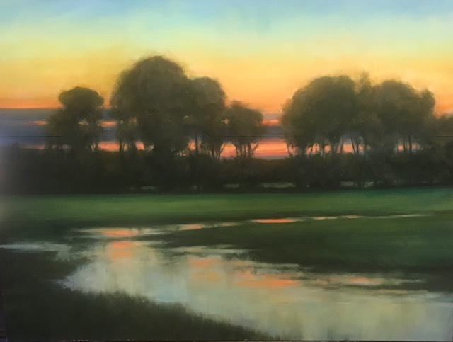 Dennis Sheehan, 'Streamside Silhouettes', 2019, The Guild of Boston Artists