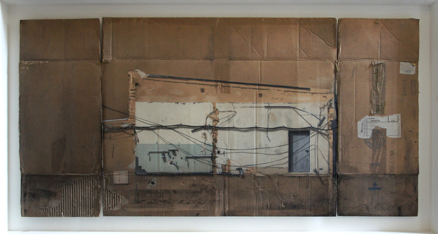 , 'Minus 1 Equals 250 Plus (HPM, A&O Version #2),' 2011, Jonathan LeVine Projects