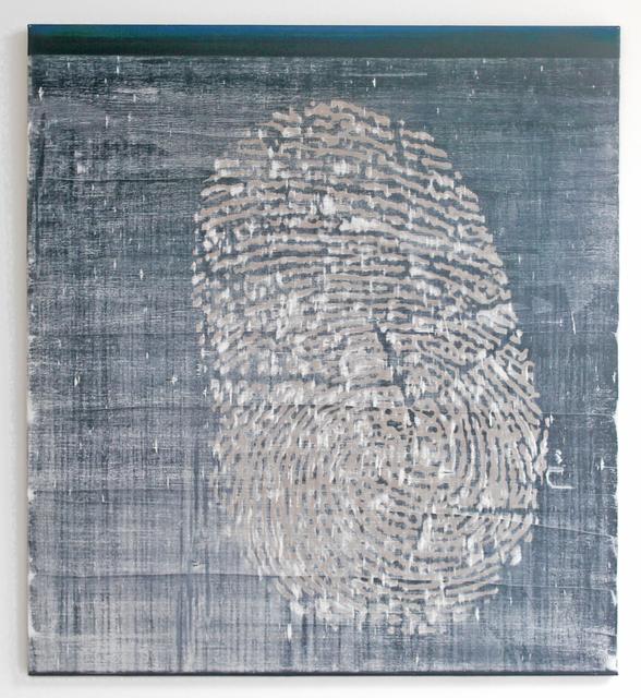 , 'Le pouce,' 2008, Nadja Vilenne