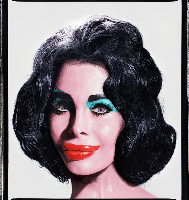 , 'Amanda as Andy Warhol's Liz Taylor,' 2003, Pearl Lam Galleries