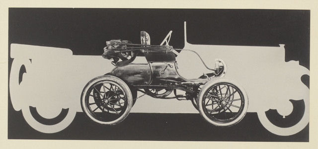 Paul Outerbridge, 'Advertisement for Marmon Motor, New York', c. 1920, Christie's