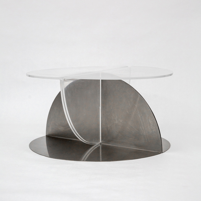 , 'Quadridisque Table,' 1969, Demisch Danant