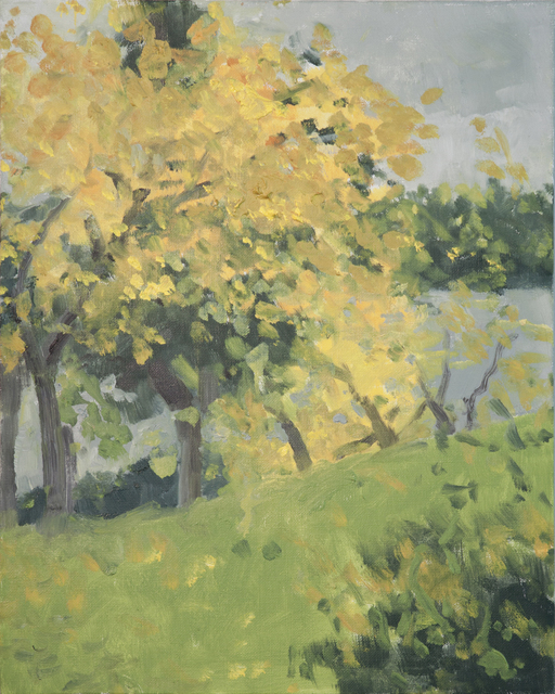 Merrill Wagner, 'AUTUMN 2008', 2008, Traver Gallery