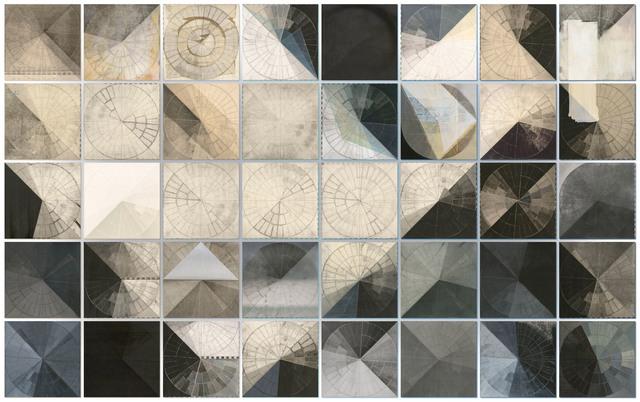 , 'Mirror Wave,' 2017, Wally Workman Gallery