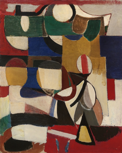 , 'Untitled,' 1946, Hollis Taggart Galleries