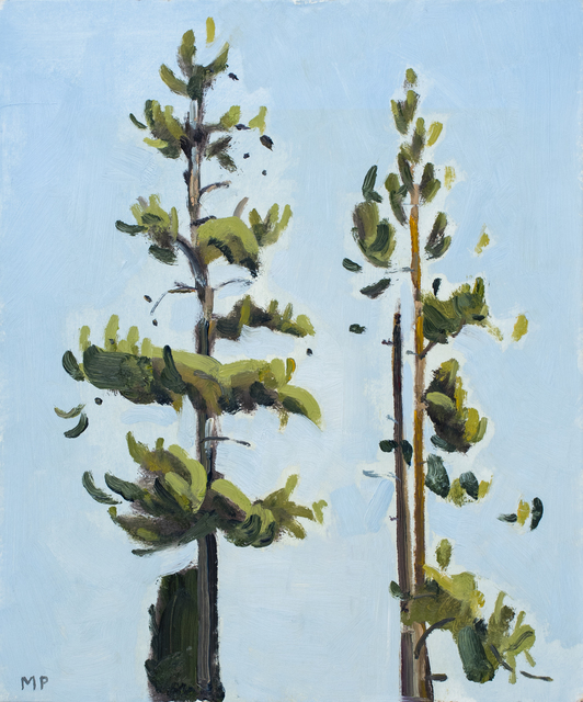 Mike Piggott, 'Two Pines', 2018, Tayloe Piggott Gallery