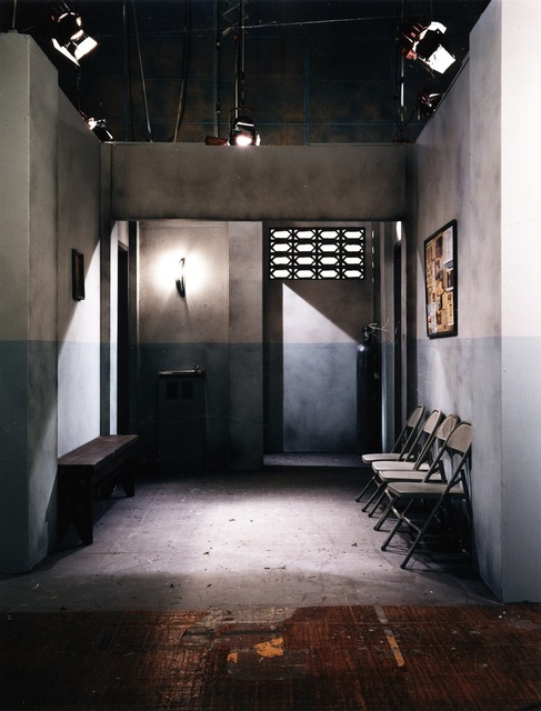 , 'Scenery VII (Waiting Room),' 1997, Henrique Faria Fine Art