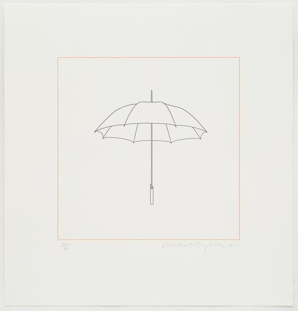 , 'Umbrella,' 2015, Alan Cristea Gallery