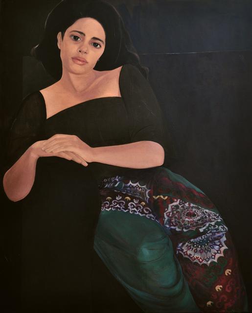 , 'Serwal,' 2017, al markhiya gallery