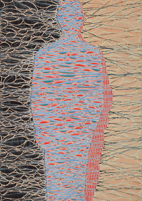 , 'Divided Man 28 (Before there was more),' , Miller Yezerski Gallery