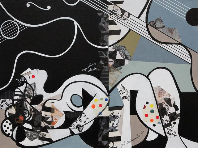 , 'Aspirations célestes,' 2016, Eden Fine Art