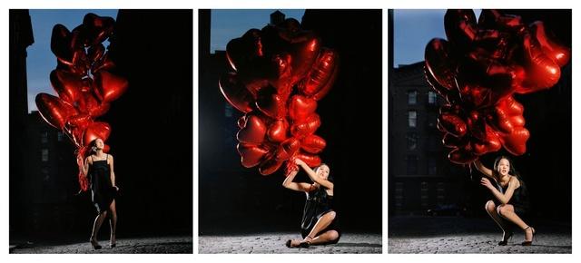 David Drebin, 'LOVELOVELOVE (Triptych)', 2006, Isabella Garrucho Fine Art