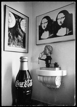 , 'Hopper House at 1712, Living Room, Mona Lisa,' 1965, Gagosian