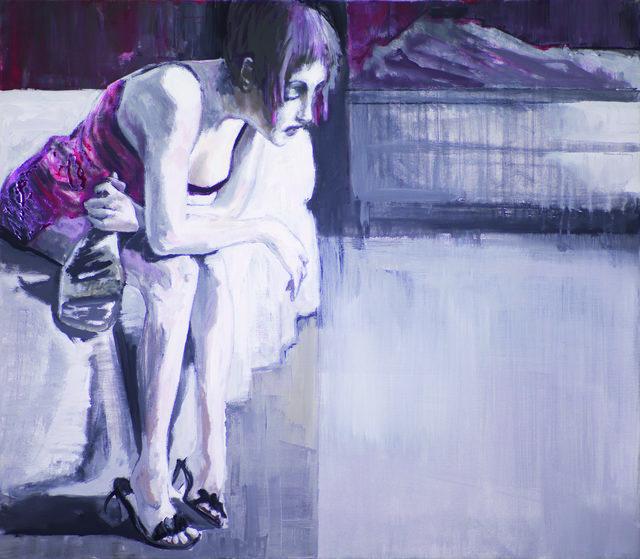 Nicolas Bischof, 'The Thin Line Between Love and Hate', 2019, Laurent Marthaler Contemporary