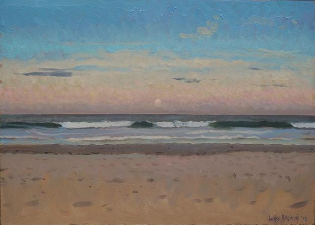 Luke Allsbrook, 'Topsail Rising Moon', 2018, Shain Gallery