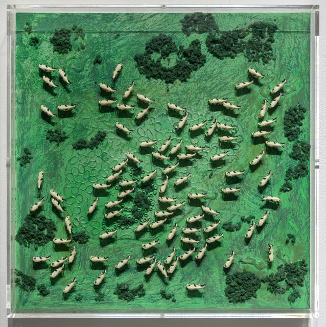 , 'Organized Chaos VIII,' 2016, Jonathan Ferrara Gallery
