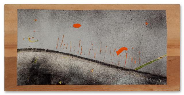 , 'Personaggi in marcia su terreno evolutivo ,' 1963, Galerie Michael Hasenclever