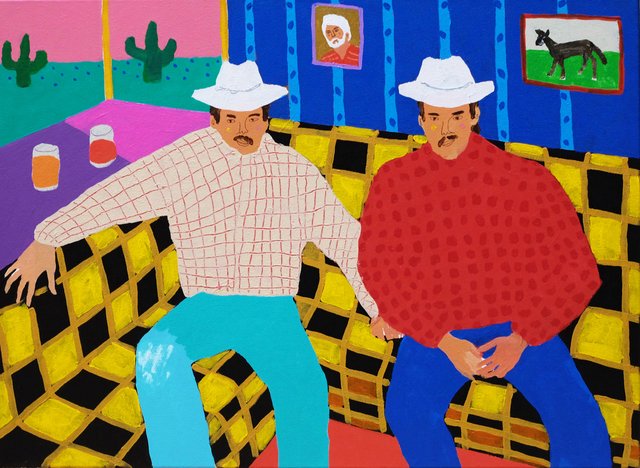 Alan Fears, 'Rodeo Bums', 2018, Fears and Kahn