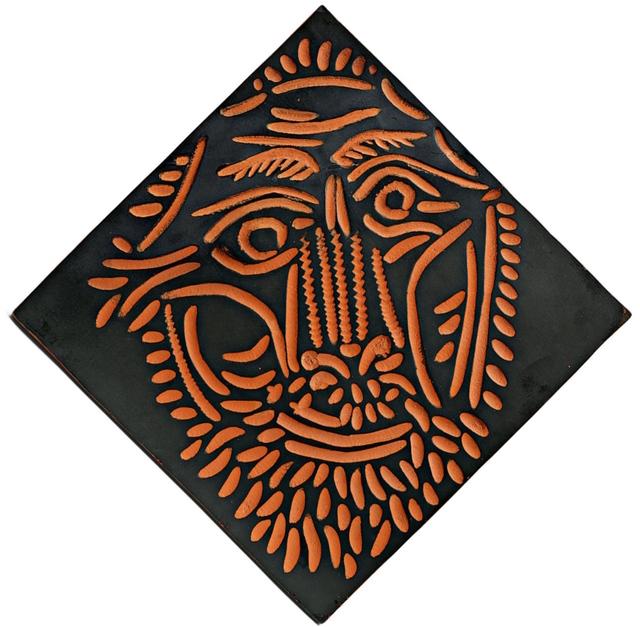 Pablo Picasso, 'Tête de lion', ca. 1968, BAILLY GALLERY