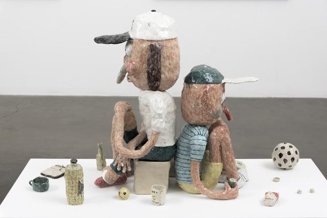 , 'Picnic,' 2016, Richard Heller Gallery