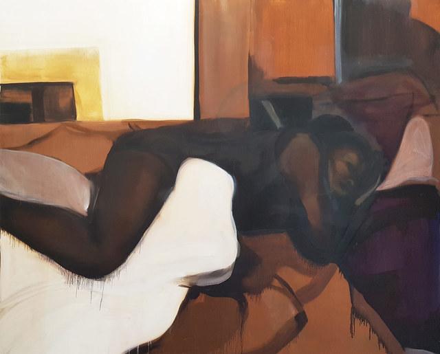, 'David,' 2016, James Freeman Gallery