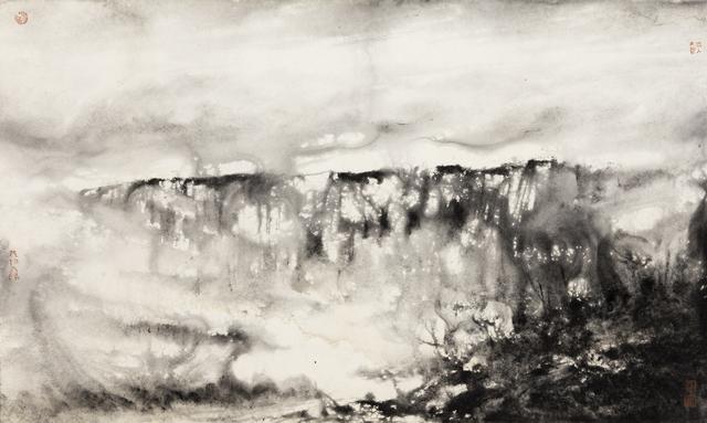 XiaoHai Zhao 赵小海, 'Shimmering Haze', 2017, White Space Art Asia
