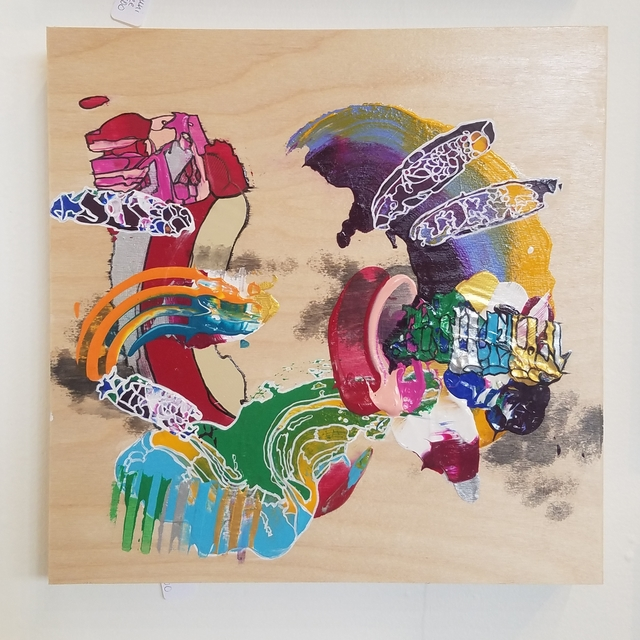 Yuni Lee, 'Bubbles #4 ', Ro2 Art