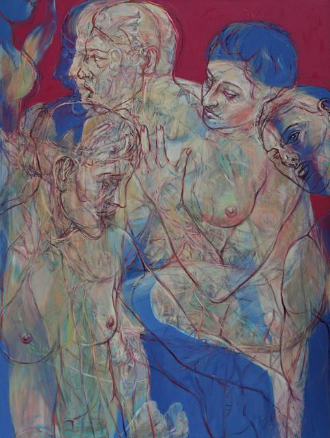 , 'Ödipus,' 2014, Accesso Galleria