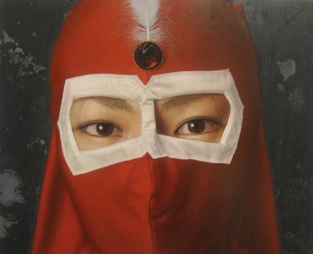 , 'Kekko Mask,' 2011-2012, Gallery Kogure