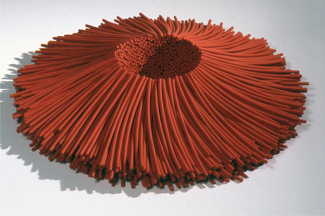, 'RED CORE,' 2004, Traver Gallery