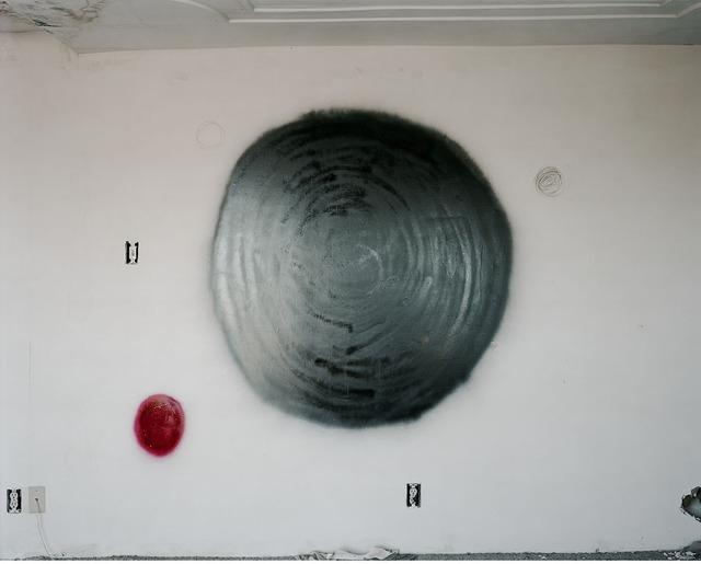 , 'Dark Star, DSF,' 2008, wallspace_1