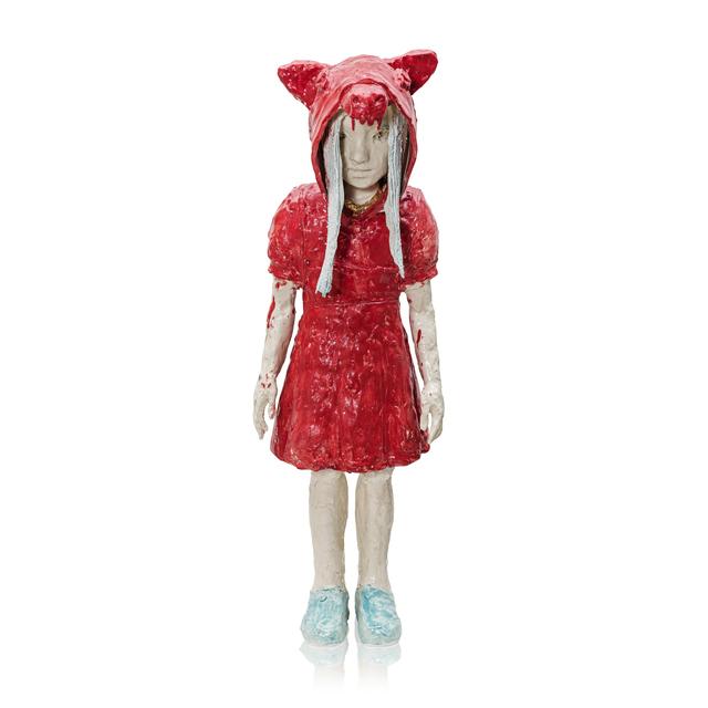 , 'Red Riding Hood,' 2018, Galerie Forsblom