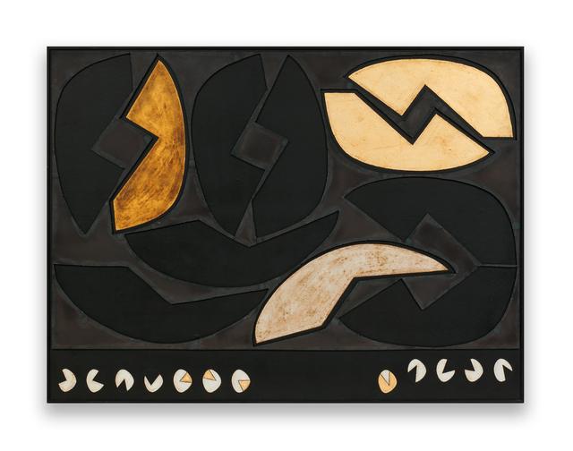 , 'Sperimentale concreto,' 1963, Dellupi Arte