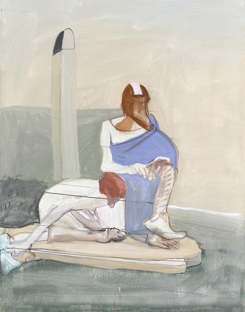 , 'Flucht/Ägypten,' 2011, Galerie Elisabeth & Klaus Thoman