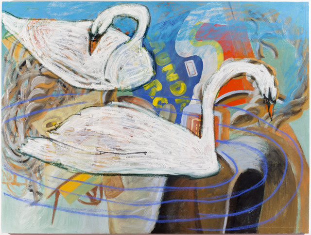 Karen Gibbons, 'Gowanus Swans', 2013, 440 Gallery