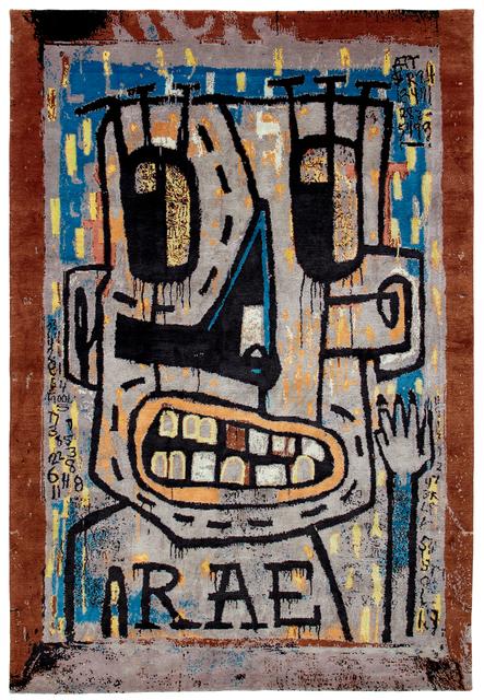 , 'Rae,' 2014, Joseph Carini Carpets