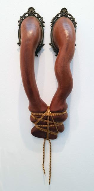 , 'Los amantes,' 2018, Galería Artizar