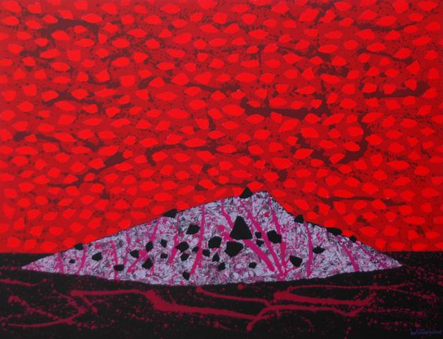 , 'Red Dawn,' 2012, Museum of Modern Art Dubrovnik