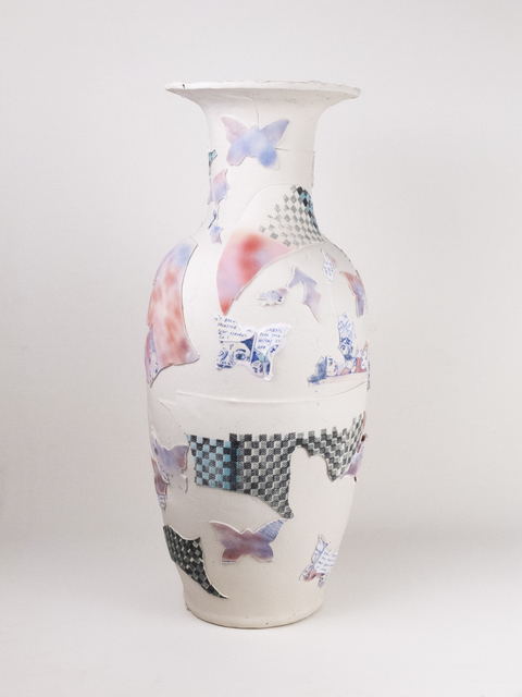 , 'Large Vase 11,' 2018, Projet Pangée