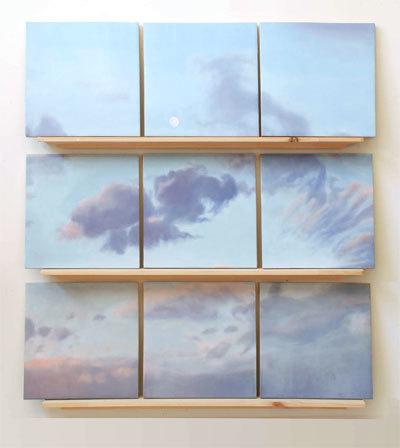 Barbara Broughel, 'Broken Sky: (Delft Clouds)', 2007, Krakow Witkin Gallery