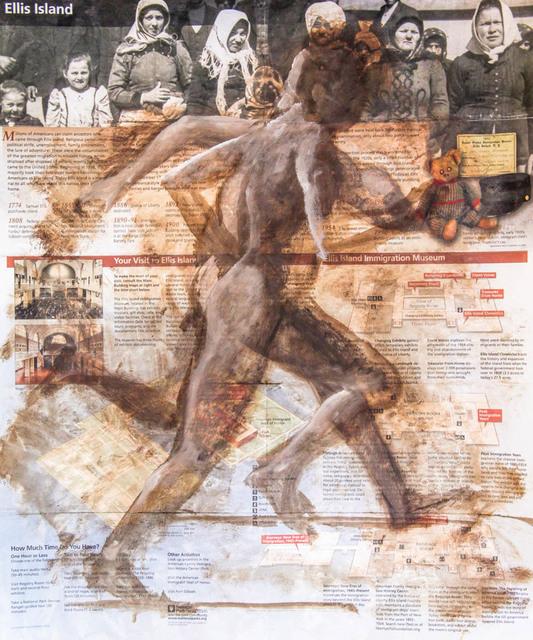 , 'Untitled (Ellis Island) ,' 2017, Treason Gallery